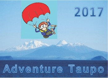 Taupo Convention Logo